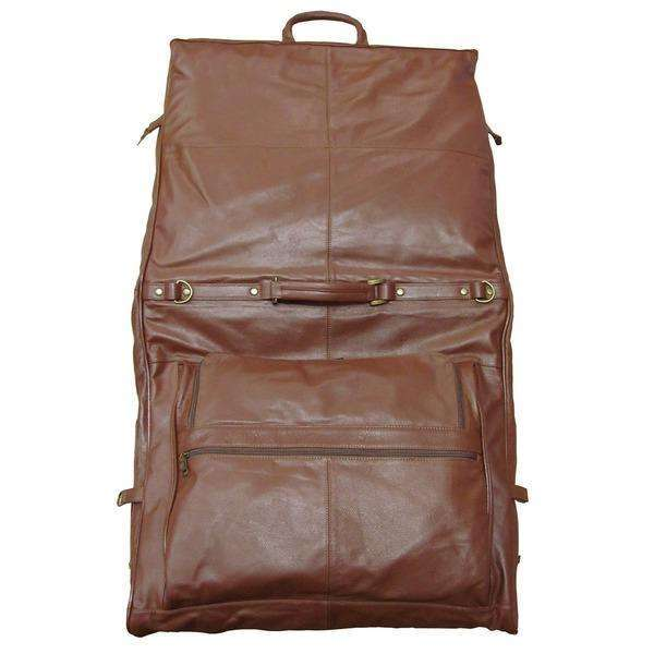 MULTAN - 3 SUITS GARMENT LEATHER BAG