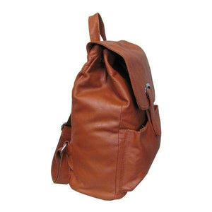 CLIFTON - FLAPOVER DRAWSTRING BACKPACK