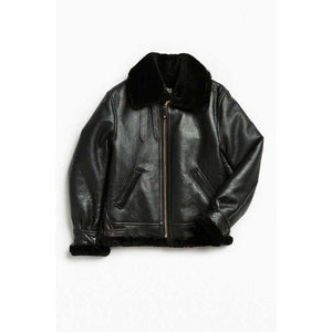 CANTT - SHEEPSKIN BOMBER JACKET