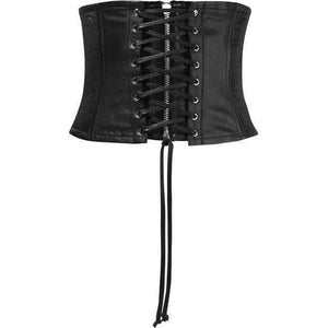 MALAMJABBA - LEATHER CORSET BELT