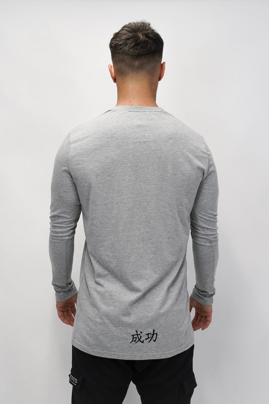 Suxceed 'Core Grey' Longsleeve