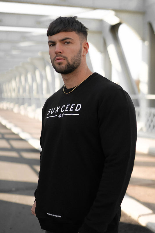 Suxceed 'Core' Sweatshirt (B)