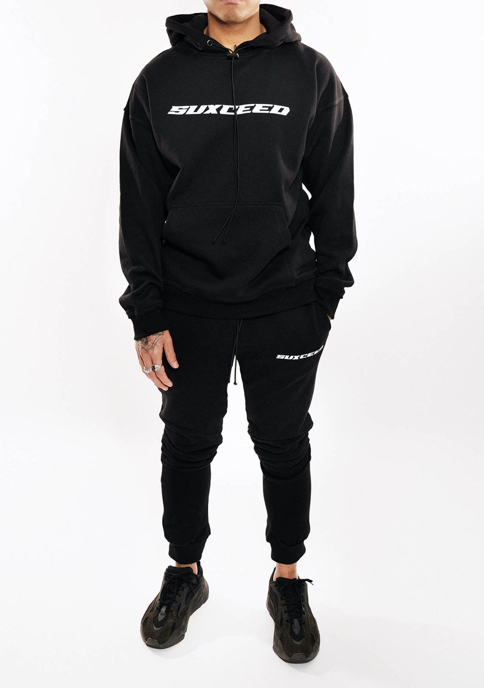 Suxceed Reflekt Hoody (BLACK)