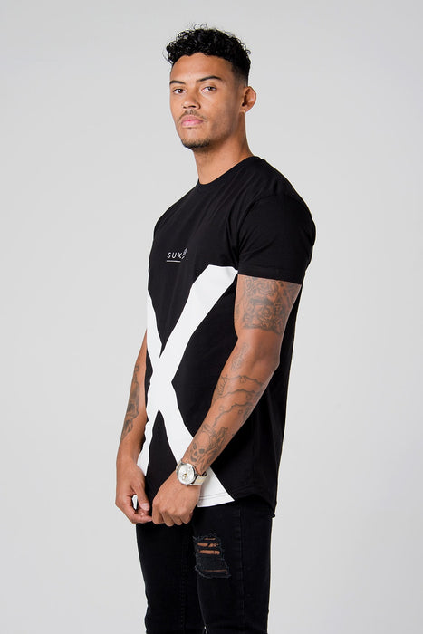 Suxceed Mens X Tshirt Top