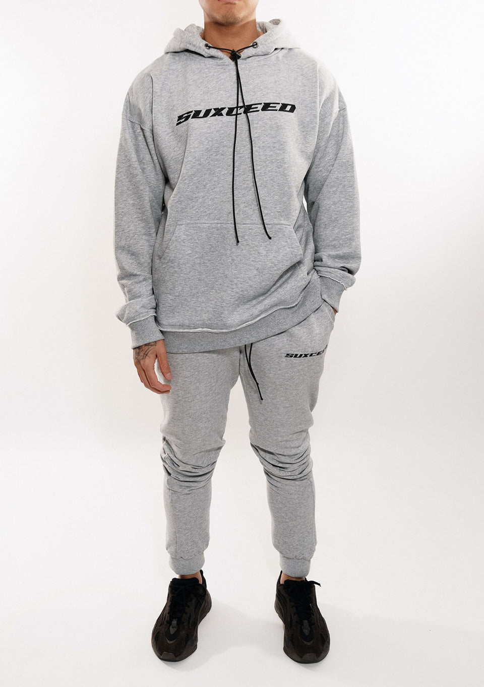 Suxceed Reflekt Hoody (GREY)
