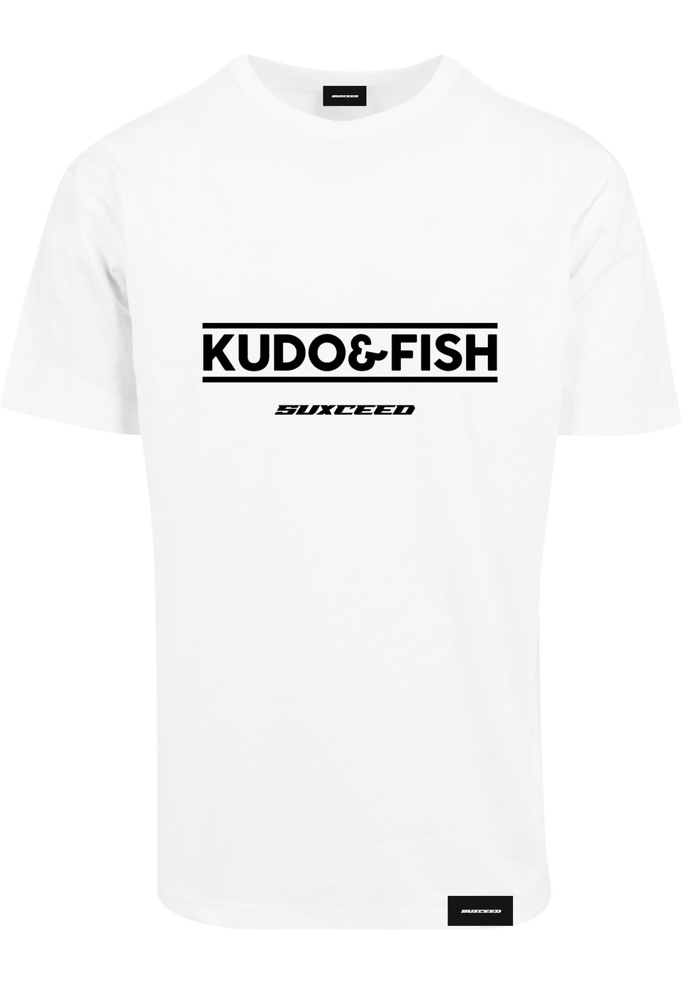 Kudo & Fish x Suxceed Tshirt (MENS)