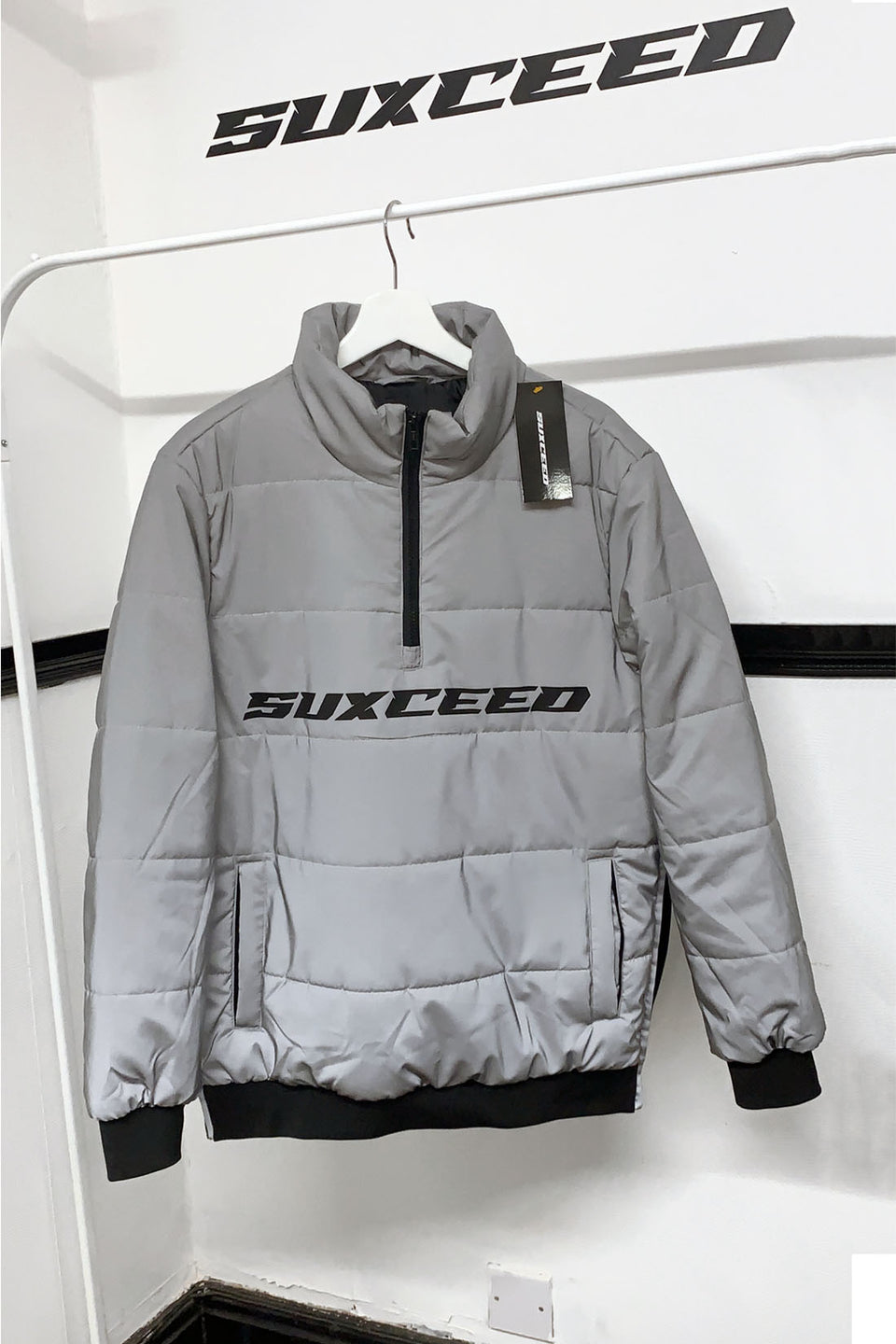 Suxceed Solar Flare Jacket (Reflective)