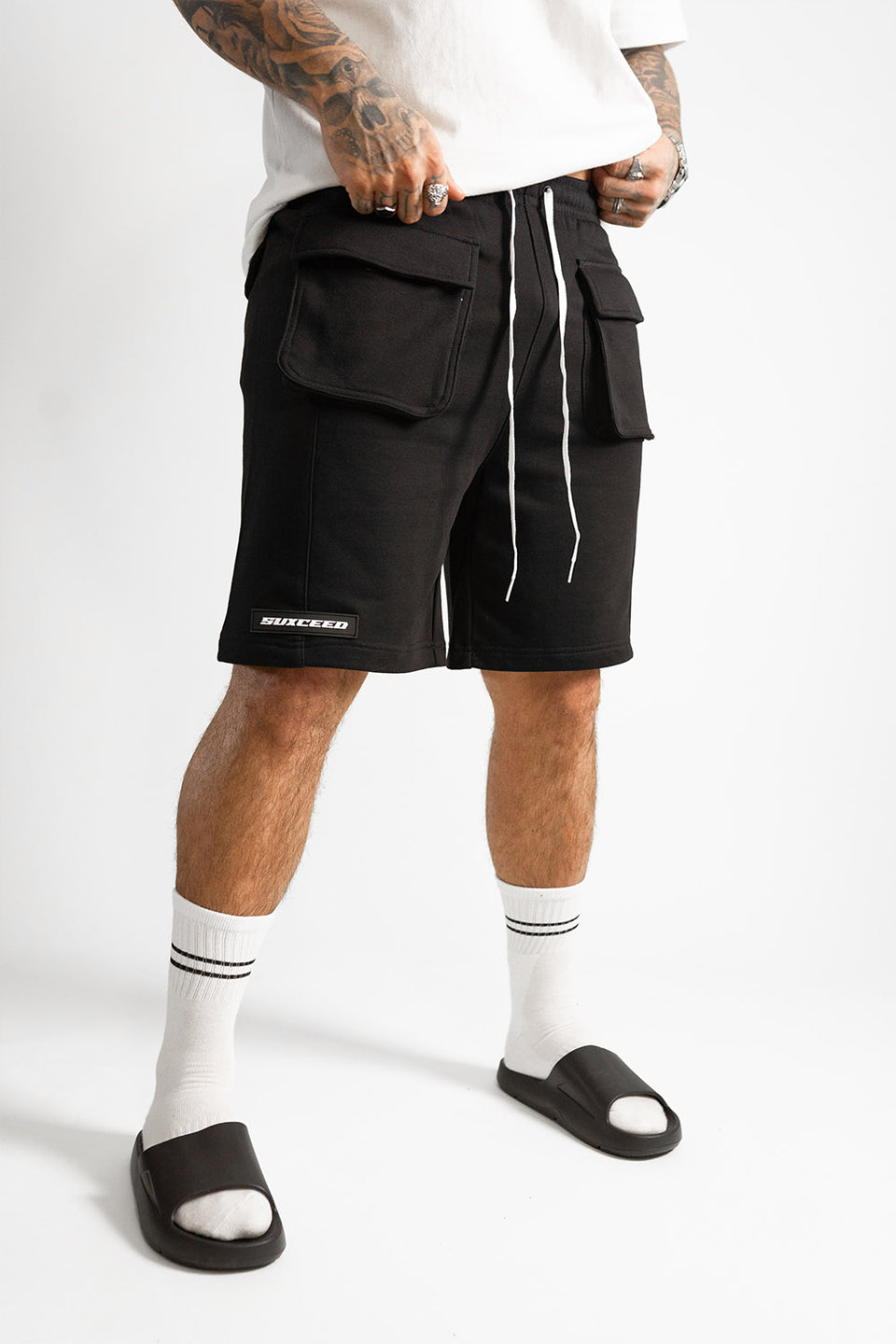 FEARLESS Utility Shorts