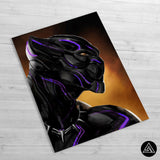 black panther huge poster