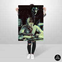 death note huge poster