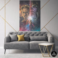 The Endgame 3 - Canvas - Sidekick ART
