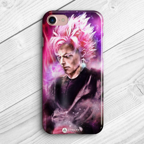 Black Goku - Phone Case - Sidekick ART