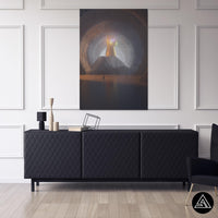 The Arm of God - Canvas
