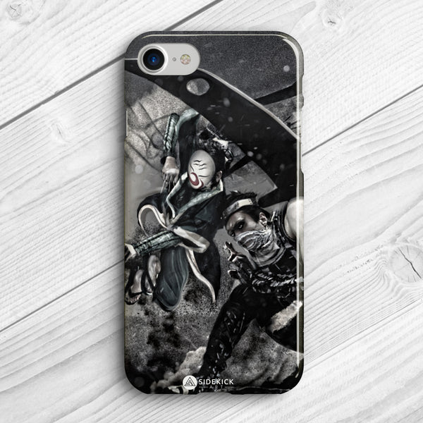 Haku & Zabuza - Phone Case