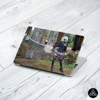 Giu Automata Cosplay 4 - Macbook Case - Sidekick ART