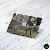 Giu Automata Cosplay 4 - Macbook Case