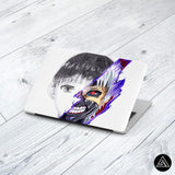 Kaneki Signature - Macbook Case - Sidekick ART