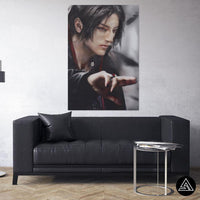 Itachi Realistic Concept - Canvas - Sidekick ART
