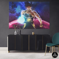 Bardock Revenge - Canvas