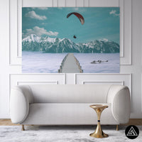 travel artwork canvas