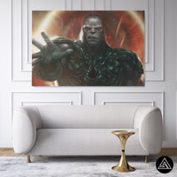 darkseid wal art fan art