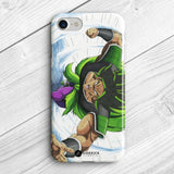 Broly attack- Phone Case