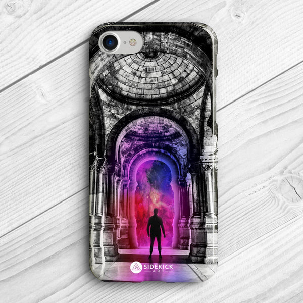 Sacre Coeur - Phone Case - Sidekick ART
