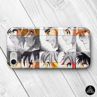 anime heroes case iphone