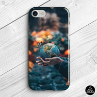 World in your Hands - Phone Case