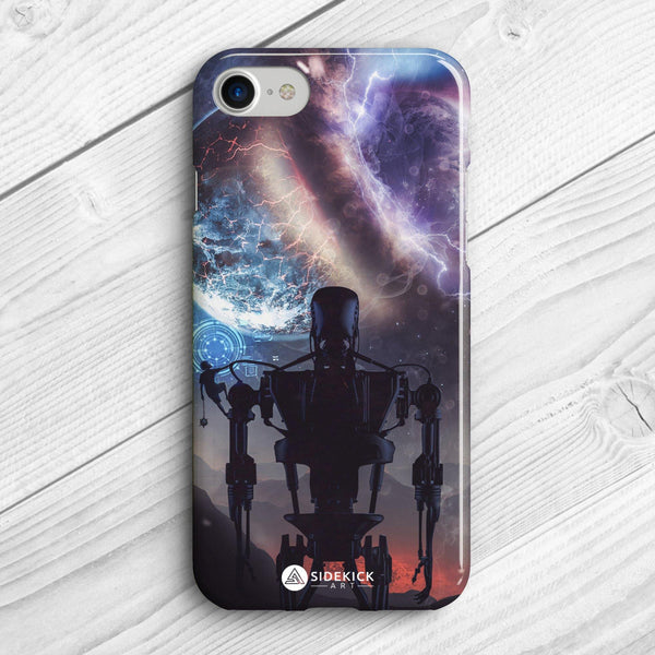 Postapocalypse phone case