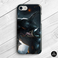 venom fan art phone case