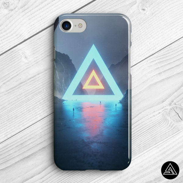 The Pyramid of Life - Phone Case