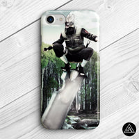 kakashi sword iphone case
