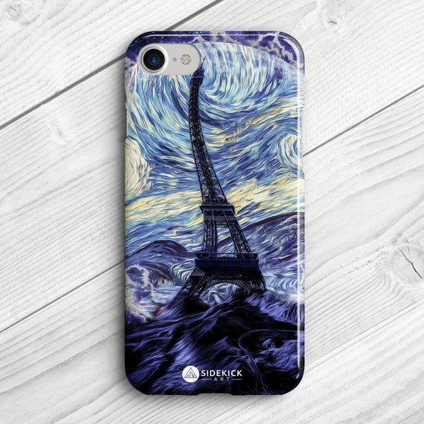 From Paris with Love - Phone Case