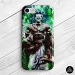 broly transforms artwork phone case