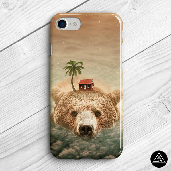 Bear Island - Phone Case - Sidekick ART