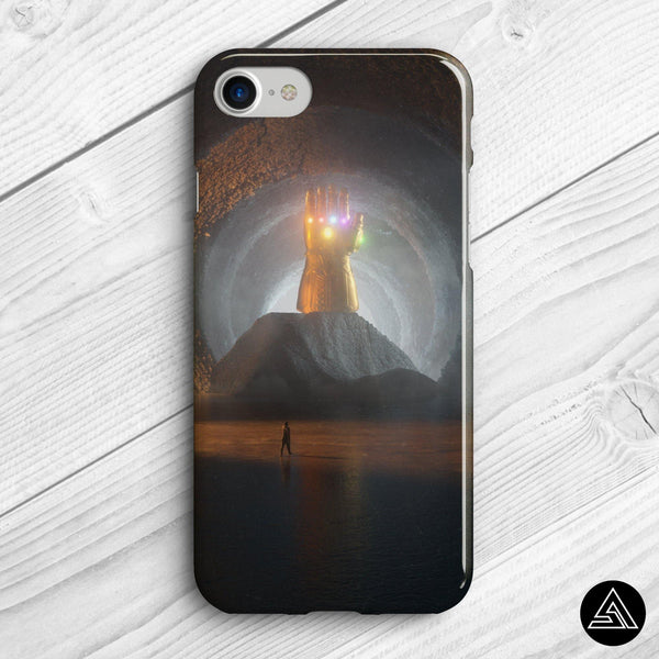 The Arm of God - Phone Case