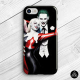 harley quin and joker phone case