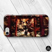 naruto real life fan art phone case