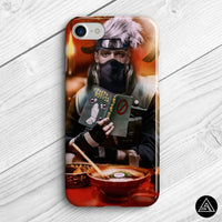 Kakashi Ramen Time - Phone Case