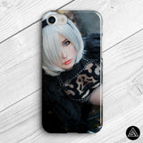 Giu Automata Cosplay 3 - Phone Case