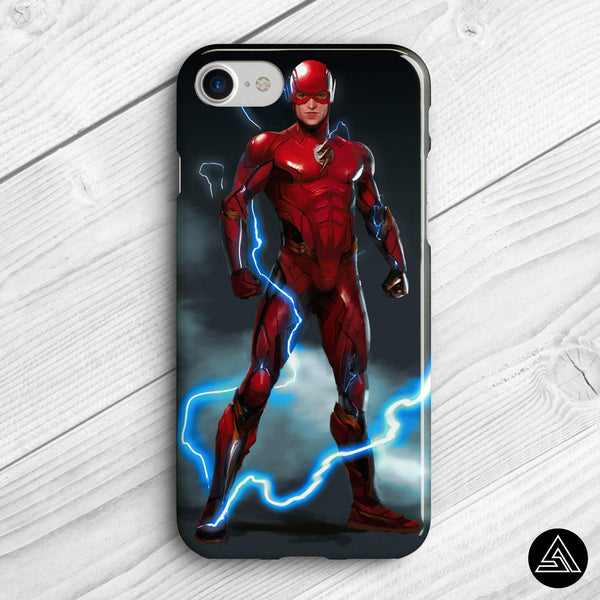 flash fan art phone case
