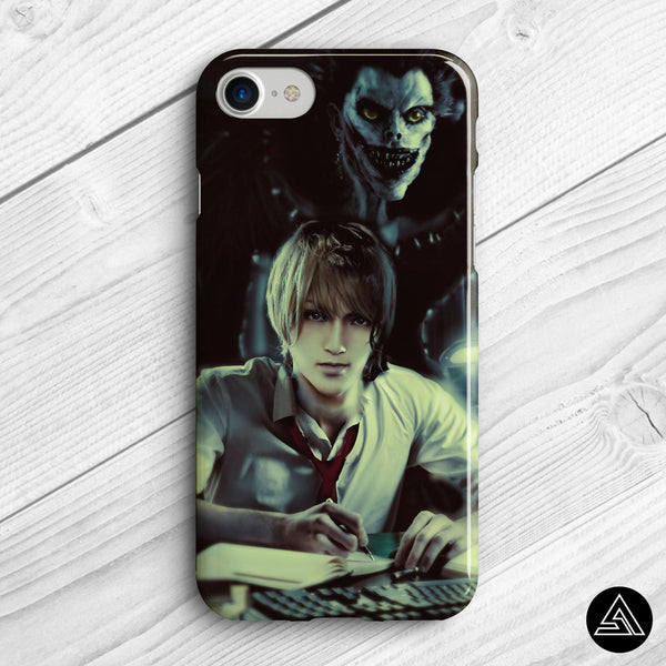 death note iphone phone cover
