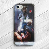 Naruto & 4th Hokage - Phone Case