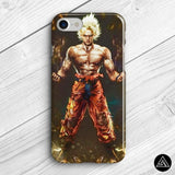 goku sayian phone case