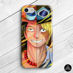one piece iphone x phone case