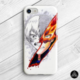Todoroki Signature - Phone Case - Sidekick ART