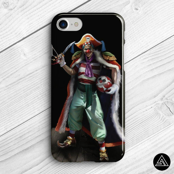 Buggy the Clown - Phone Case - Sidekick ART