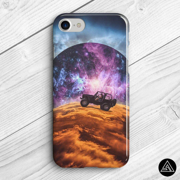 Space SUV - Phone Case