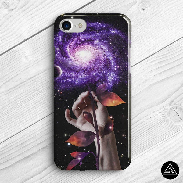 Spaceflower - Phone Case